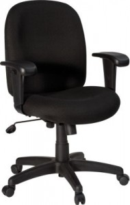 Ouray™ Fabric Task Chair, Black