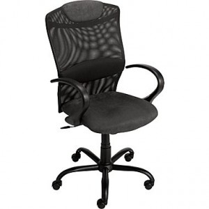 Vocazo Mesh Managers Chair, Black
