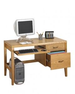 Z-Line Designs Solid Wood Nova Desk
