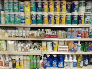 Clorox Wipes & Lysol Wipes $1.50-$2.75