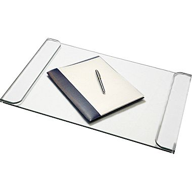 provides a clean, professional look while protecting your desk