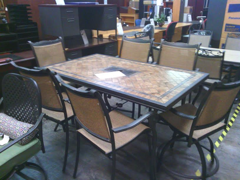 Westbury High Dining Set 300x225
